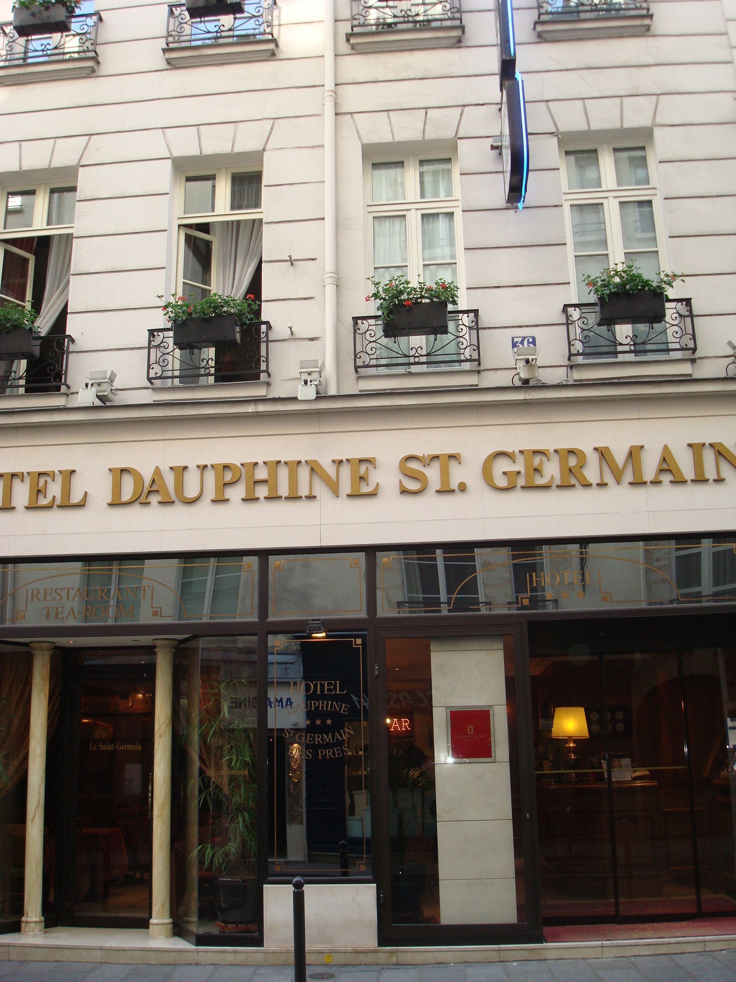 Hotels On Rue Dauphine Paris