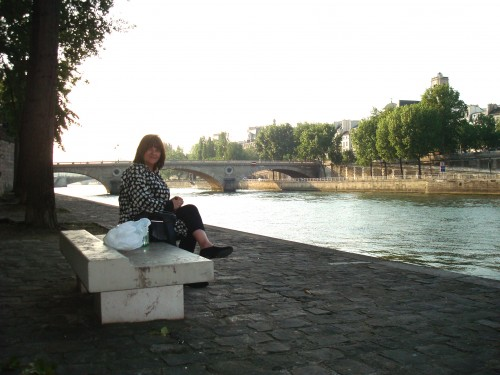 Paris - Picnic by the Seine