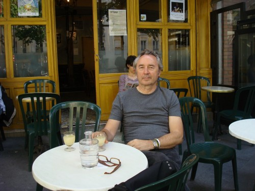 Paris - Pastis at Lou Pascalou