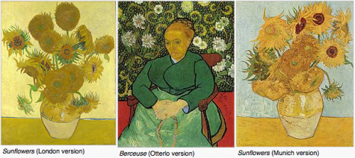 Sunflowers_Berceuse_Triptych