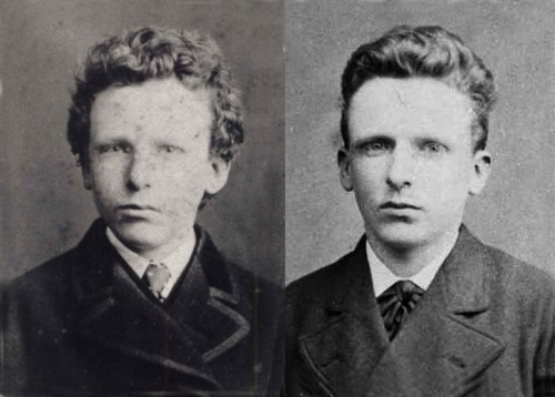 Vincent and Theo Van Gogh