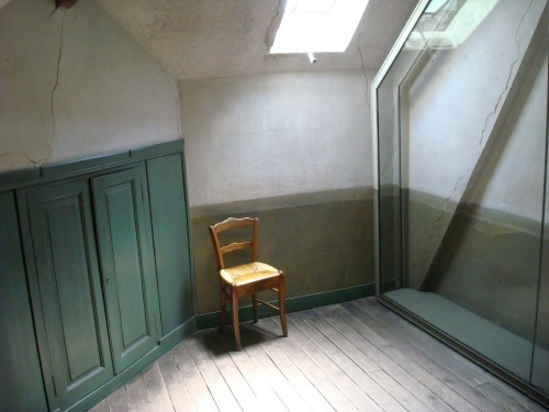 Auvers - Van Gogh's room