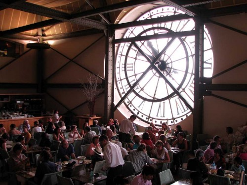 Musée d'Orsay cafeteria