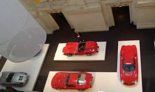 Some of Ralph's Ferraris