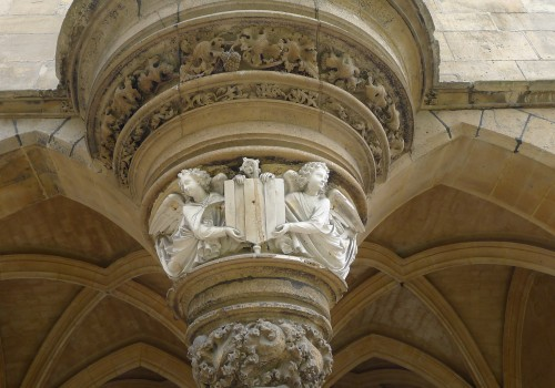 Cluny detail